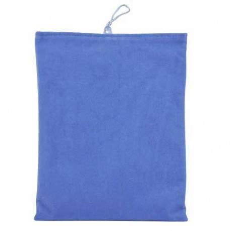 Pochette bleue pour tablettes - Pochette pour tablette samsung ...