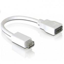 Cable Macbook MINI DVI - HDMI
