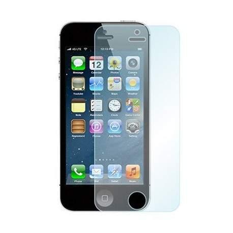 Film écran anti-reflet et anti-rayures pour iphone 5, 5C, 5S et SE