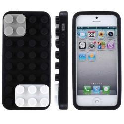 Coque LEGO noire pour iPhone 5 5S et SE