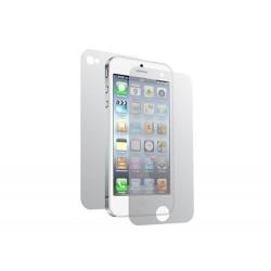 Film écran recto verso anti-reflet et anti-rayures pour iphone 5