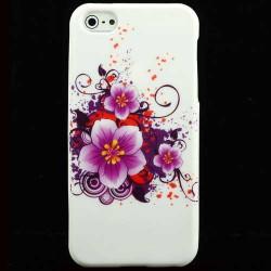 Coque FLEURS 5 pour iPhone 5/5S/SE
