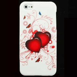 Coque COEUR 3 pour iPhone 5 5S et SE