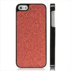 Coque DISCO rouge pour iPhone 5 5S SE