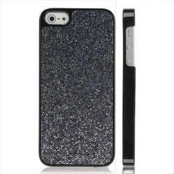 Coque DISCO noire pour iPhone 5 5S SE