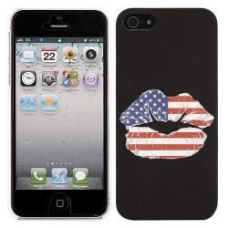 Coque KISS USA pour iPhone 5 5S SE