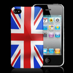 Coque UK FLAG pour iPhone 5 5S et SE