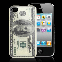 Coque DOLLAR pour iPhone 5