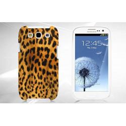 Coque LEOPARD pour Samsung S3 i9300
