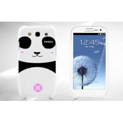 Coque PANDA pour Samsung S3 i9300