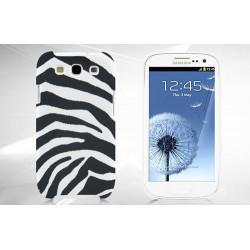Coque ZEBRE pour Samsung S3 i9300