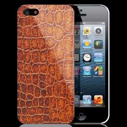 Coque CROCO pour iPhone 5