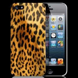 Coque LEOPARD 2 pour iPhone 5