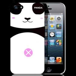 Coque PANDA pour iPhone 5 5S et SE