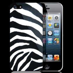 Coque ZEBRE pour iPhone 5 5S SE
