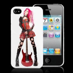 Coque GUITARE pour iPhone 4 et 4S