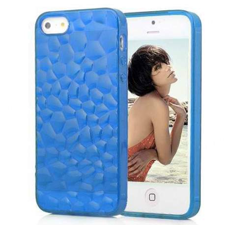 pictures of iphones coque cube bleue pour iphone 5 5s et se 12774