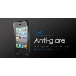 Film écran anti-reflet et anti-rayures pour iphone 4