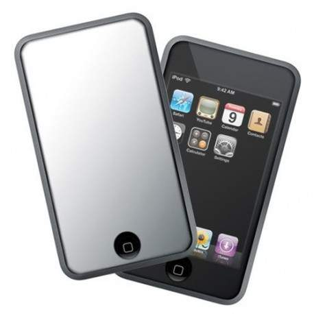 film de protection miroir et anti rayures pour ipod touch 2 et 3. Black Bedroom Furniture Sets. Home Design Ideas