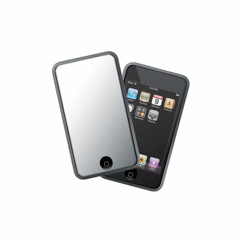 film de protection miroir et anti rayures pour ipod touch 2 et 3. Black Bedroom Furniture Sets. Home Design Ideas