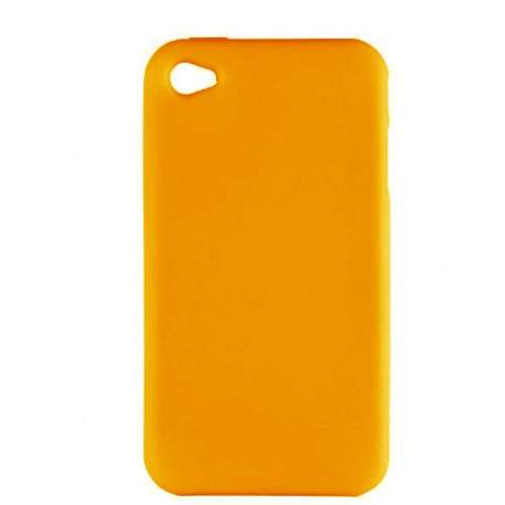 coque iphone 4 orange