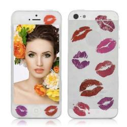 Film écran 3D recto verso KISS anti-reflet et anti-rayures pour iphone 5