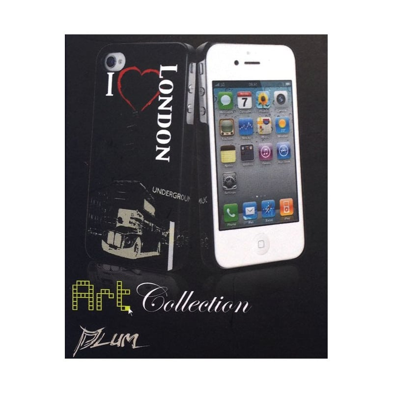 coque london pour iphone 4 et 4s. Black Bedroom Furniture Sets. Home Design Ideas