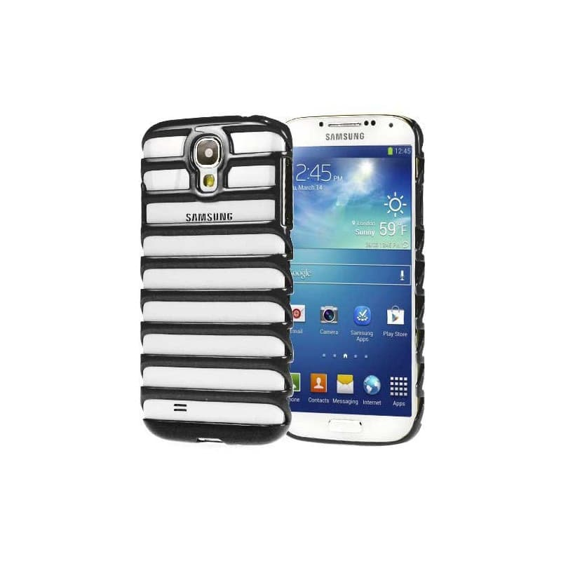 coque windows noire pour samsung galaxy s4 i9500. Black Bedroom Furniture Sets. Home Design Ideas