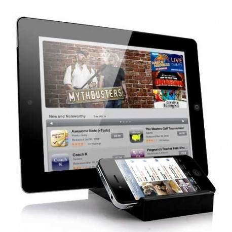 Double Dock universel pour telephones et tablettes