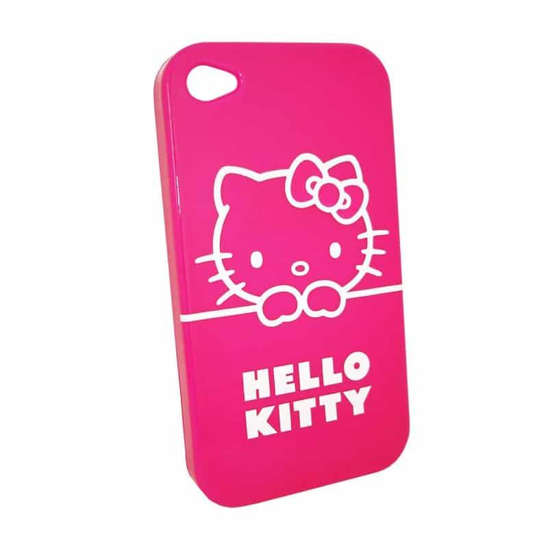 Coque originale HELLO KITTY pour Iphone 4 et 4S