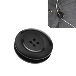 Clip noir pour telephones et Mp3
