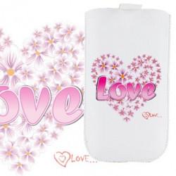 Pochette universelle LOVE 3 pour telephones et lecteurs mp3