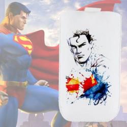 Pochette universelle SUPERMAN 2 pour telephones et lecteurs mp3