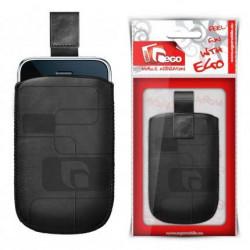 Pochette EGO noire universelle pour telephones et lecteurs mp3
