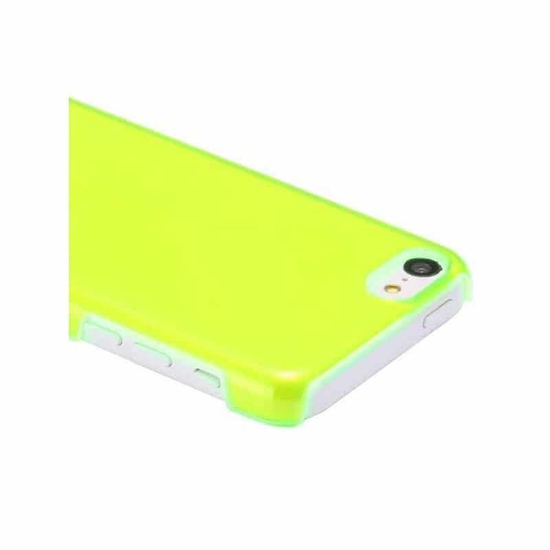 coque fluorescente iphone 5