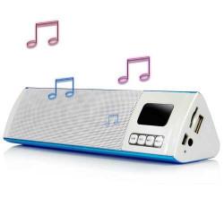 Haut parleurs digital portable stereo pour telephones