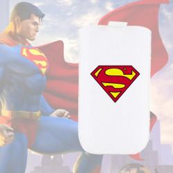 Pochette universelle SUPERMAN pour telephones et lecteurs mp3