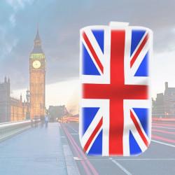 Pochette universelle UK pour telephones et lecteurs mp3