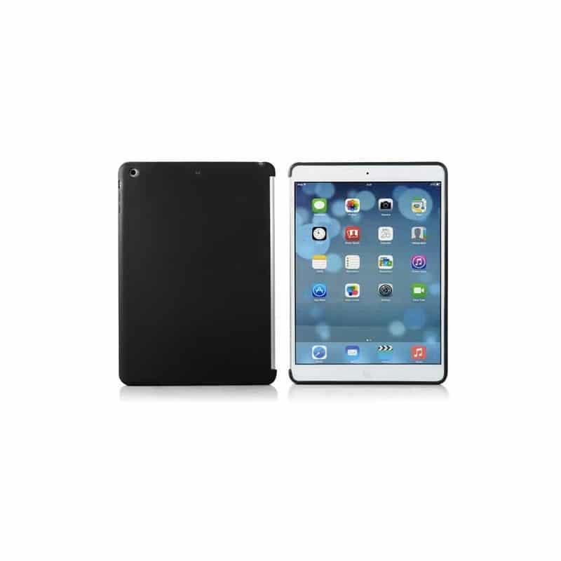 coque souple noire compatible smart cover pour ipad air. Black Bedroom Furniture Sets. Home Design Ideas