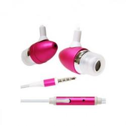 kit oreillette stéréo haut de gamme avec micro pour Iphone, Ipod et Nano