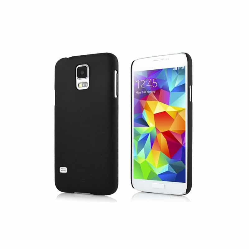 coque silicone noire pour samsung galaxy s5. Black Bedroom Furniture Sets. Home Design Ideas