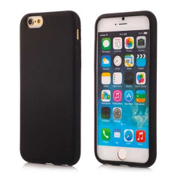 coque silicone noir iphone 6