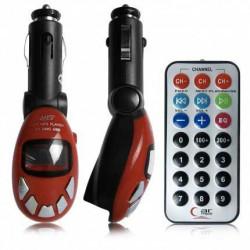 Transmetteur FM 4 en 1 + télécommande pour Iphone et ipod .