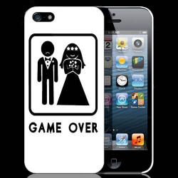 Coque GAME OVER pour iPhone 6 (4.7)