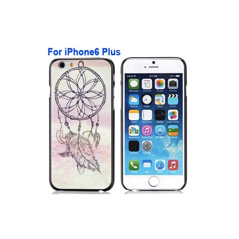 coque rigide attrape reves pour iphone 6 plus 5 5. Black Bedroom Furniture Sets. Home Design Ideas