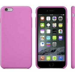 Coque silicone rose pour iPhone 6 + ( 5.5 )