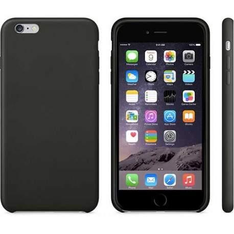 coque silicone noir iphone 6