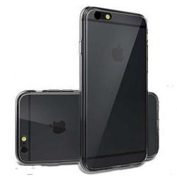 Coque CRYSTAL semi rigide grise pour iPhone 6 plus ( 5.5 )