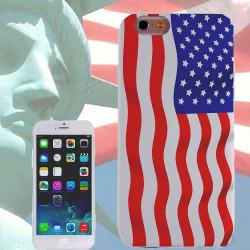 Coque USA 2 pour iPhone 6 + ( 5,5 )