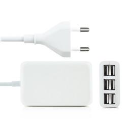 chargeur 6 USB 30W pour telephones et Mp3